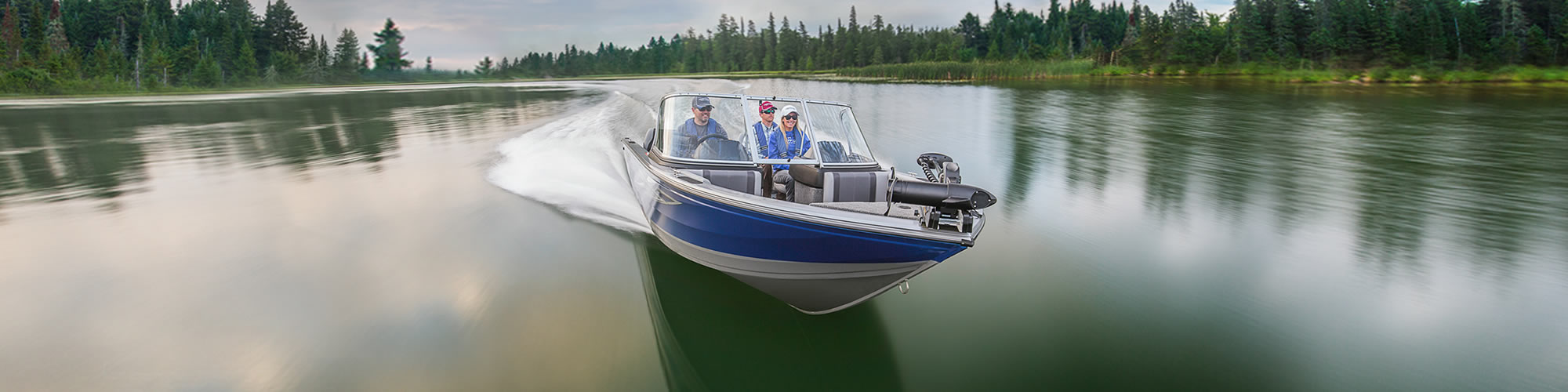 Blue Water Finance - Boating Image